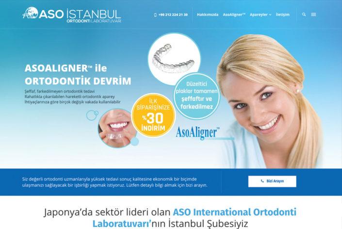 Aso İstanbul Ortodonti Laboratuvarı