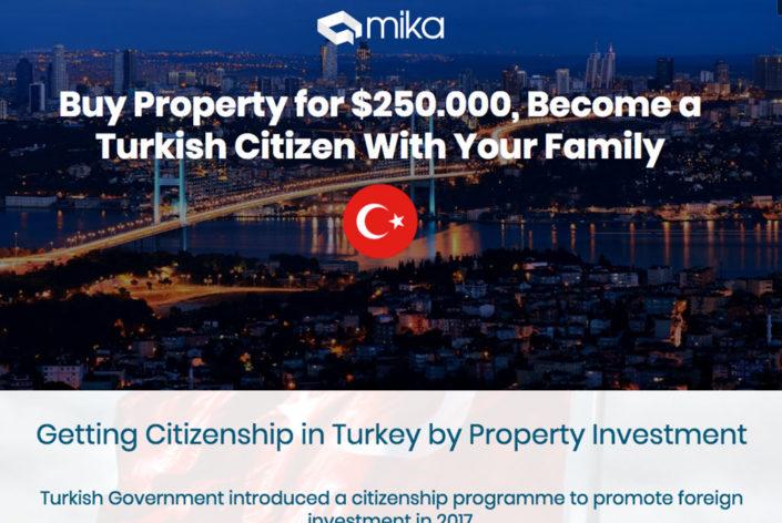 Mika Construction Turkish Citizenship